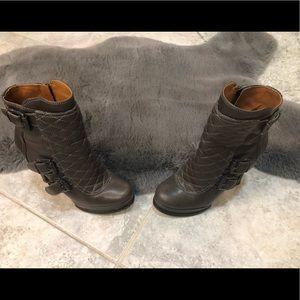 Nine West High Heel Bootie 6.5